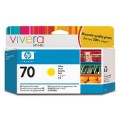 Image 2 of Hp No 70 Ink Cartridge 130 Ml Yellow C9454a C9454A