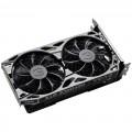 Image 3 of EVGA GeForce GTX 1660 SC ULTRA GAMING, 06G-P4-1067-KR, 6GB GDDR5, Dual Fan, Metal Backplate| 06G-P4-1067-KR 06G-P4-1067-KR