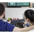 Image 4 of Logitech K400 Plus Wireless Keyboard with Touchpad & Media Keys for PC 920-007165 920-007165