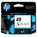 Image 4 of Hp 49a Ink Cartridge Tri-color 51649aa 51649AA