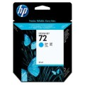 Image 2 of Hp No 72 Ink Cartridge 69-ml Cyan C9398a C9398A