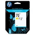 Image 2 of Hp No 72 Ink Cartridge 69-ml Yellow C9400a C9400A