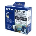 Image 2 of Brother Dk11201 White Std Address Labels, 29mm*90mm 400 Labels Per Roll DK-11201