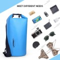 Image 6 of Ugreen Floating Waterproof Dry Bag For Cycling/Biking/Swimming/Rafting/Water Sport - Blue Acbugn70112 ACBUGN70112
