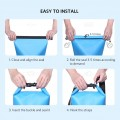 Image 3 of Ugreen Floating Waterproof Dry Bag For Cycling/Biking/Swimming/Rafting/Water Sport - Blue Acbugn70112 ACBUGN70112