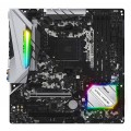 Image 4 of Asrock B450M Steel Legend Amd Am4 Matx Mb B450M-Steel Legend B450M-STEEL LEGEND