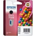 Image 3 of Epson T028 Black Ink Cartridge - C60 C61 Cx3100 420 Pages C13t028091 C13T028091