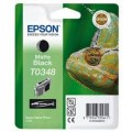 Image 3 of Epson T0348 Matte Black Ink Cartridge - Sp2100 C13t034890 C13T034890