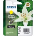 Image 4 of Epson T05949 Yellow Ink Cartridge - R2400 C13t059490 C13T059490
