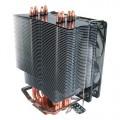 Image 4 of Antec C400 Air Cpu Cooler 120mm Blue Led 77 Cfm Intel 775 115x 1366 2011 Amd: Am2 Am2 + Am3 Am3+ C400