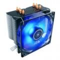 Image 6 of Antec C400 Air Cpu Cooler 120mm Blue Led 77 Cfm Intel 775 115x 1366 2011 Amd: Am2 Am2 + Am3 Am3+ C400