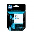 Image 3 of Hp No 82 Ink Cartridge Cyan C4911a C4911A