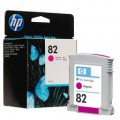 Image 3 of Hp 82 Ink Cartridge Magenta C4912a C4912A