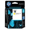 Image 3 of Hp C4939a Hp No 18 Yellow Ink Cartridge C4939A