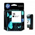 Image 4 of Hp C6615da Hp No.15 Black Inkjet Cartridge, For Deskjet 810c, 812c, 840c C6615DA
