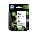 Image 3 of Hp 56/ 57 Ink Cartridge Combo Pack Cc629aa CC629AA