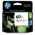 Image 3 of Hp 60xl Large Ink Cartridge Tri-color Cc644wa CC644WA