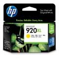Image 4 of HP CD974AA HP 920XL YELLOW INK CARTRIDGE, OFFICEJET 6500 CD974AA