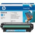 Image 5 of Hp Ce251a Toner Cartridge Cyan Ce251a CE251A