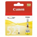 Image 5 of Canon Yllw Ink Cart For Ip4600 Cli521y Cli521y CLI521Y