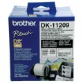 Image 3 of Brother Dk11209 White Small Address Labels 29 X 62mm 800 Labels DK-11209