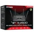 Image 4 of D-Link Viper 2600 Wireless Ac2600 Adsl2+/ Vdsl2 Modem Router Dsl-3900 DSL-3900