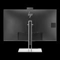 "Image 3 of Hp E273 27"" Ips 16:9 1920x1080 Webcam Vga+dp+hdmi+usb Tilt Swivel Pivot Height 3 Yrs 1fh51aa 1FH51AA"