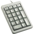 Image 3 of Cherry Notebook Size 21 Key Num Pad Laser 4 Programmable/ Relegendable Keys G84-4700lucus-0 G84-4700LUCUS-0