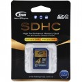 Image 2 of Team Sdhc 4gb Class 10 Sd Card Tg004g0sd28x
