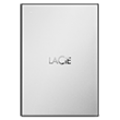 Image 3 of LaCie 1TB USB 3.0 External Portable Hard Drive, for PC & MAC STHY1000800 STHY1000800