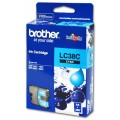 Image 4 of Brother Lc38c Cyan Ink Cartridge For Dcp-145c/ 165c LC-38C