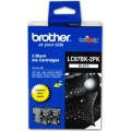 Image 3 of Brother Lc67bk2pk Lc-67 Twin Pack For Dcp-385c LC-67BK 2PK