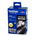 Image 4 of Brother Lc67hybk2pk Twin Pack Blk High Yield Ink Cartridge For Mfc-5890cn/ 6490cw