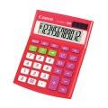 Image 3 of Canon Ls120viir 12 Digit Calculator Red Ls120viir LS120VIIR