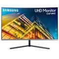 Image 6 of Samsung 31.5 Curved Va 4(Gtg) 3 840 X 2 160 60Hz 250Cd/ M2 Color 1.07B Curvature 1500R Ports: 2