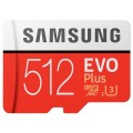 Image 3 of Samsung Evo Plus 512Gb Micro Sdxc With Sd Adapter Mb-Mc512Ga/Apc MB-MC512GA/APC