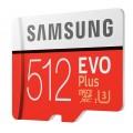 Image 5 of Samsung Evo Plus 512Gb Micro Sdxc With Sd Adapter Mb-Mc512Ga/Apc MB-MC512GA/APC