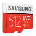 Image 4 of Samsung Evo Plus 512Gb Micro Sdxc With Sd Adapter Mb-Mc512Ga/Apc MB-MC512GA/APC