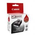 Image 3 of Canon Pgi-520bk Blk Ink Cart Twin Pk Pgi520bk-twin PGI520BK-TWIN