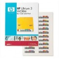 Image 2 of Hp Ultrium 3worm Bar Code Label Pac Hp Ultrium 3 Worm Bar Code Label Pack Q2008a