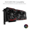 Image 5 of Asus Rog Strix Geforce Rtx2070 Oc Edition 8gb Gddr6 With Powerful Cooling For Higher Refresh Rates 90YV0C90-M0NA00