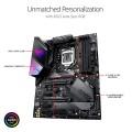 Image 4 of Asus Intel Z390 Lga 1151 Atx Gaming Motherboard With Aura Sync Rgb 802.11Ac Wi-Fi Ddr4 4266Z 90MB0YF0-M0UAY1