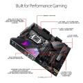 Image 5 of Asus Intel Z390 Lga 1151 Atx Gaming Motherboard With Aura Sync Rgb 802.11Ac Wi-Fi Ddr4 4266Z 90MB0YF0-M0UAY1