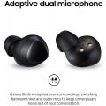 Image 9 of Samsung Galaxy Buds Bluetooth True Wireless Earbuds with Wireless Charging Case Black SM-R170NZKAXSA SM-R170NZKAXSA