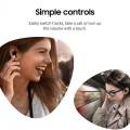 Image 4 of Samsung Galaxy Buds Bluetooth True Wireless Earbuds with Wireless Charging Case Black SM-R170NZKAXSA SM-R170NZKAXSA