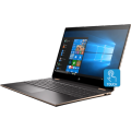 Image 3 of Hp Spectre X360 13.3 Fhd Touch I7-8565U 16Gb Onboard Ssd 512Gb Dark Ash & Rose Gold W10 Pro 1/ 5SB75PA
