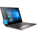 Image 4 of Hp Spectre X360 13.3 Fhd Touch I7-8565U 16Gb Onboard Ssd 512Gb Dark Ash & Rose Gold W10 Pro 1/ 5SB75PA
