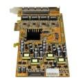 Image 6 of Startech 4 Port Gigabit Poe Pcie Network Card (St4000Pexpse) ST4000PEXPSE