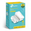 Image 6 of Tp-Link Av600 Ac Wifi Powerline Extender Starter Kit(Tl-Wpa4220 & Tl-Pa4010) 300Mbps 3Yr W Tl-Wpa4221Kit