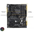 Image 4 of Asus Amd X470 Atx Gaming Motherboard With Aura Sync Rgb Led Lighting Ddr4 3200mhz Support 32gbps 90MB0XL0-M0UAY0